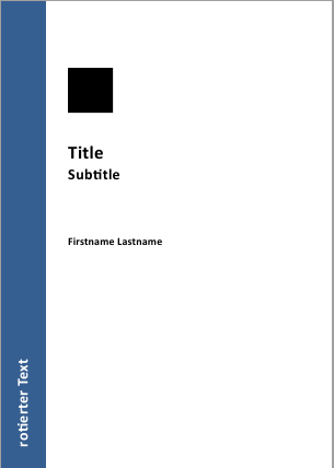 Mit thesis template tex