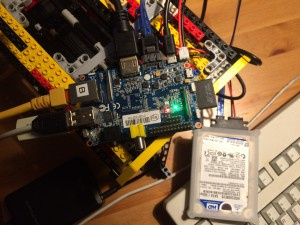 Banana Pi updating